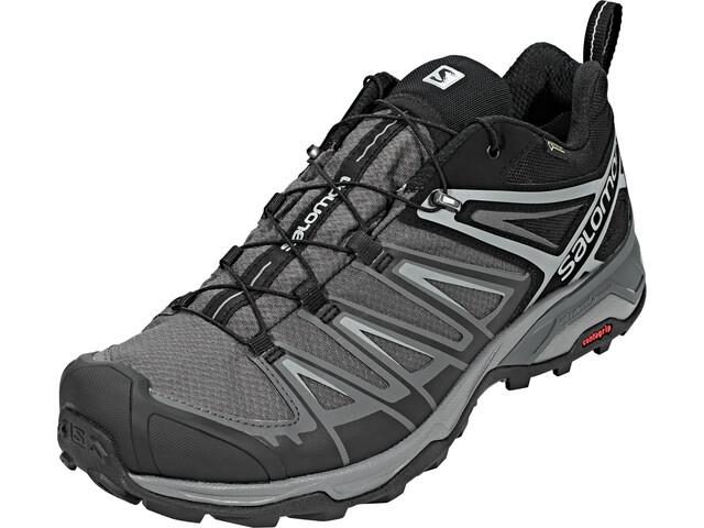 Desgracia Plaga Paradoja  Salomon X Ultra 3 GTX Hiking Shoes Men black/magnet/quiet shade at  addnature.co.uk